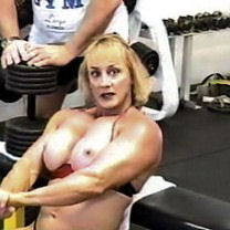 goddess ultima female bodybuilder